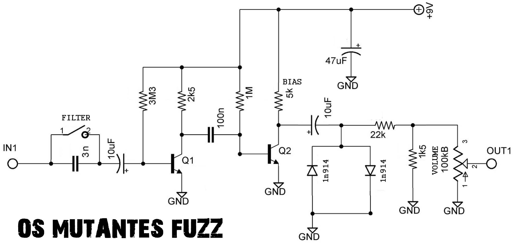 os_mutantes_fuzz_sch guitar fx layouts ehx satisfaction fuzz fuzz pedal wiring diagram at reclaimingppi.co